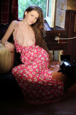Emily Bloom Nude Hairy Juicy Pink Pussy - Picture 3
