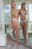 Adagio Metart Nude Blonde Shaved Pussy - Picture 5